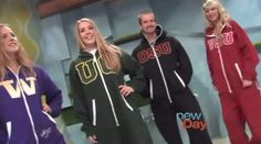 Swagga Suits on King 5 The New Day!! so exciting! www.swaggasuits.com