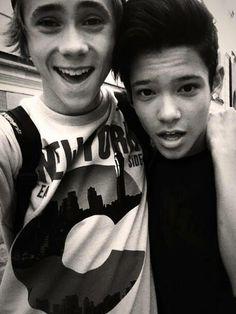 Felix & Omar hehe