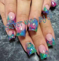 shiny silver - http://yournailart.com/shiny-silver/ - #nails #nail_art #nails_design #nail_ ideas #nail_polish #ideas #beauty #cute #love