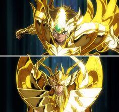 Aiolia / Shaka ( Soul of Gold )
