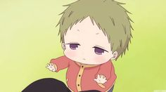 Anime Trap, Anime Bleach, Sanrio Danshi, Gakuen Babysitters, Anime Suggestions, Anime Child, Gifs, Cute Chibi, Baby Sister