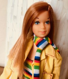 1974 (HTF) red-haired European Barbie www.modbarbies.com