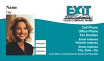 Exit Realty Business Card WP1014. Visit http://www.bestprintbuy.com/exit-realty/exit-realty-business-cards/exit-realty-business-cards-with-photo.htm