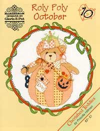 ROLY POLY CHERISHED TEDDIES - OCTOBER 1/2
