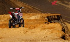 Honda World Motocross CRF450X. For more information visit http://motorcycles.honda.com.au/Off_Road_Enduro/CRF450X