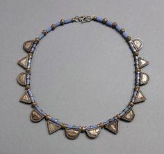 Silver telsum amulets ethnic necklace, Oromo, Ethiopia, ethnic necklace, tribal jewelry, ethiopian necklace,  amulet jewelry
