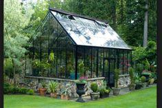 My dream green house.