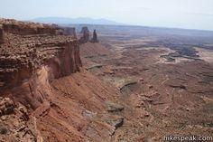 Mesa Arch Canyonlands/short hike
