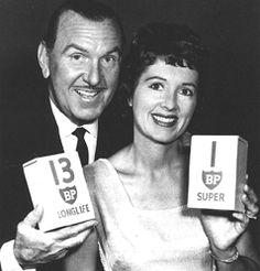 Pick a box with Bob & Dolly Dyer.