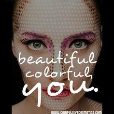 #color #you #makeup #cosmetics #beautiful #beauty