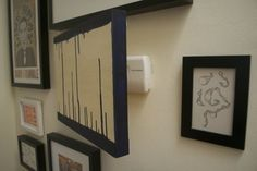 Before & After: The Hallway Needed a Little Help (and has a Stealthy Secret) — Decorating Project