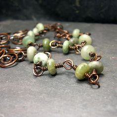 How to make a handcrafted chain and also some other great tutorials on this blog