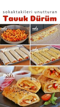 before and after kitchen Easy Healthy Recipes, Snack Recipes, Cooking Recipes, Turkish Recipes, Ethnic Recipes, Turkish Kitchen, Savory Snacks, Iftar, Smoothie Recipes