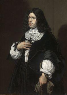 ab. 1660-1665 Pieter van Lint - Portrait of a Man