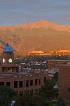 7 best uccs images alma mater colorado springs university of rh pinterest com
