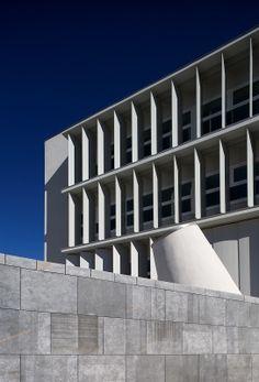 Universidade University Lérida, Es 2008  © Fernando Guerra, FG+SG Architectural Photography