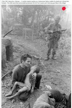 War is a Terrible thing, especially when innocent children pay price. Vietnam War *. v@e.