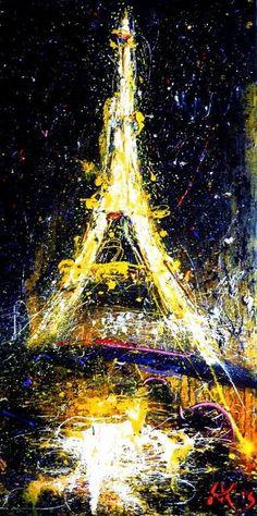 "Anastasia Kachina, ""Paris"""