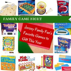 Our favorite games to gift kids this year, all great for family game night.