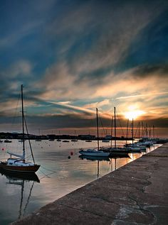 Howth Port, Howth, Ireland Copyright: Chris Kwasnicki