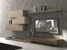 Tv bookcase wall unit plans wall tv unit ideas romac nancycom build your own entertainment wall Wall Tv Stand, Tv Stand Shelves, Living Room Tv, Living Room Modern, Bookcase Wall Unit, Wall Shelving, Wall Units, Swivel Tv Stand, Entertainment Wall