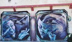 Valparaiso's amazing StreetArt on this self-guided walk | dare2go