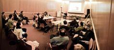 Social Media und Crowdfunding Workshop, Tabakfabrik Linz 2012