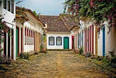 Património português no Mundo: Paraty (Brasil)