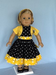 American+Girl+Doll+or+18+inch+doll+clothes.++by+ASewSewShop