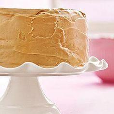 Caramel Cake Recipe | MyRecipes.com