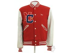 Reclaimed Vintage Baseball Jacket with College Print, Asos ...