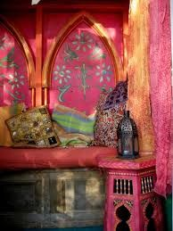 exotisches wohnzimmer im marokkanischen stil | interieur, Hause und garten