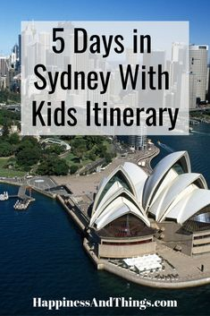 family travel idea How to spend 5 days in Sydney when visiting with kids These family-friendly ideas will help you plan a wonderful week in Sydney, Australia! Visit Australia, Australia Travel, Sydney Australia, Western Australia, Planning Budget, Trip Planning, Travel With Kids, Family Travel, Family Vacations
