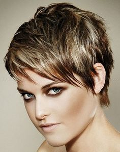 layered pixie cut hairstyles - Google Search