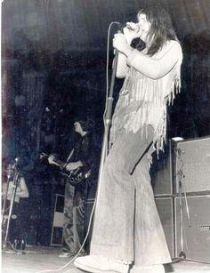 Black Sabbath, Italy 1973