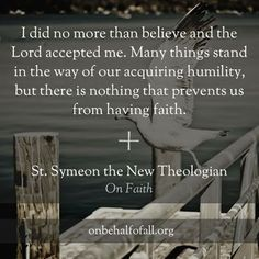 September 5, 2015 ~ Saint of the Week...St. Symeon the New Theologian