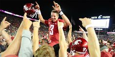 Washington State University quarterback, Tyler Hillinski, who was found dead in his apartment from what appears to be a self-inflicted gunshot wound.