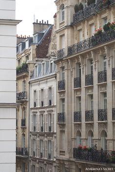 Parisian apartments - Adalmina's Secret