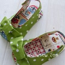 187 Anabelle Baby Sandals PDF Pattern 25% Off!