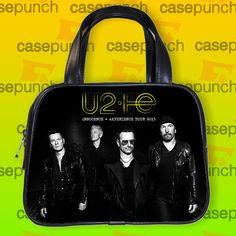 An7-u2 Innocence Experience Tour 2015 Handbag Purse Woman Bag Classic