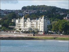 Agatha Christie and her new husband Archie spent their honeymoon at the plush Grand Hotel on Torquay seafront following their Christmas Eve wedding in 1914.