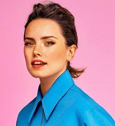 """Daisy """"Rey"""" Ridley"""