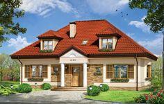 Projekt Hetman to dom jednorodzinny dla rodziny cztero-siedmioosobowej z możliwością zamieszkania rodziny wielopokoleniowej - dzieci, rodziców i dziadków. Budynek jest parterowy z poddaszem użytkowym przykrytym czterospadowym dachem. W częściowym podpiwniczeniu umieszczono zaplecze gospodarcze. Projekt domu, swoją bryłą z symetrycznymi elewacjami nawiązuje do polskiego dworku, ale we współczesnym ujęciu.