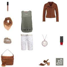 Preppy Bermudas http://www.3compliments.de/outfit?id=129585619