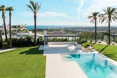 MODERN VILLAS for sale - Luxury contemporary villas and real estate in Marbella, Cannes, Vilamoura, Dubai Villas, Marbella Club, Cannes, Contemporary, Modern, Swimming Pools, Dubai, Spain, Real Estate