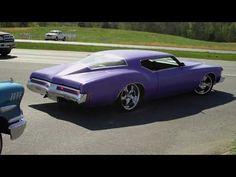 Rare Chopped Riviera Boattail Video By Dougcameraman Chop Top Jake Slayden Old School Cars