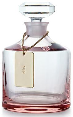 Waterford Rebel Blush Decanter // for the cocktail queen More