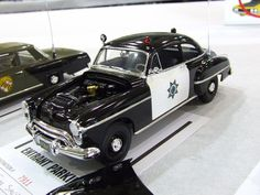 50 Olds Police Car, Sheriff...