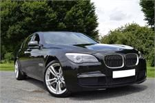 BMW 730d M SPORT  BIG SPEC  SOFT CLOSE DOORS amp SURROUND VIEW