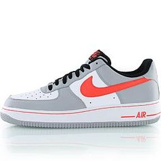 nike AIR FORCE 1 crimson